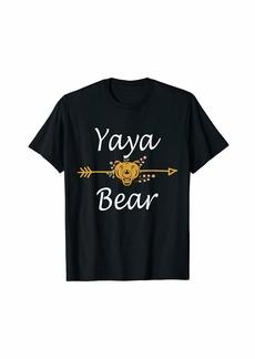 Ya-Ya Yaya Bear Shirt Cute Mothers Day Gifts
