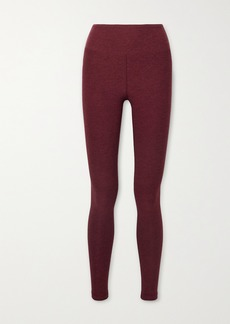 Year Of Ours Melange Stretch Leggings