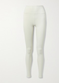 Year Of Ours Ribbed Stretch-jersey Leggings