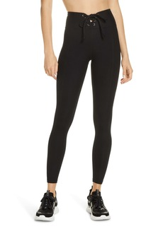 Year of Ours Lace-Up Rib Legging