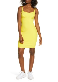 Year of Ours Tyler Ribbed Sleeveless Dress