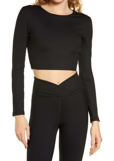 Year of Ours Ribbed Crop Top
