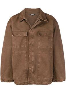 Yeezy Season 6 carpenter coat