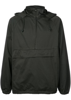 Yeezy half zip pullover jacket