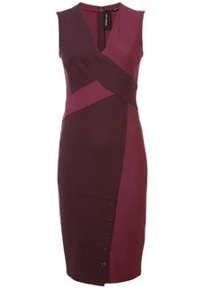 Yigal Azrouel asymmetric pencil dress