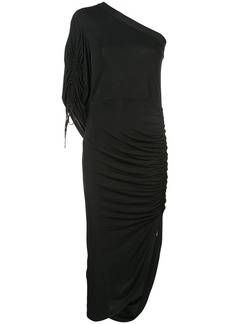 Yigal Azrouel asymmetric ruched dress