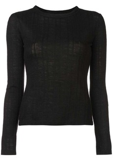 Yigal Azrouel crew neck jersey