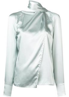 Yigal Azrouel high neck blouse