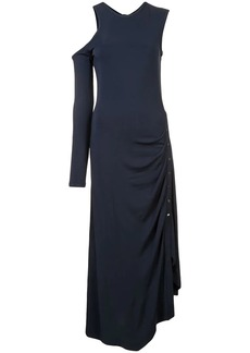Yigal Azrouel long asymmetric dress