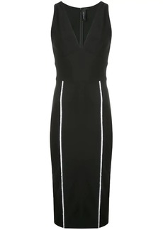 Yigal Azrouel mechanical sheath dress