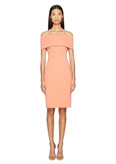 Yigal Azrouel Off the Shoulder Ms Dress