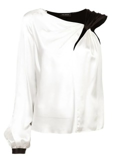 Yigal Azrouel one shoulder blouse