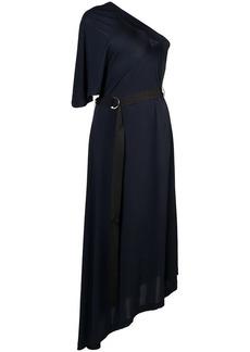 Yigal Azrouel one-shoulder matte dress