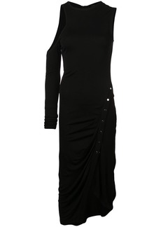 Yigal Azrouel one sleeve dress