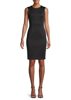 Yigal Azrouel Sleeveless Sheath Dress