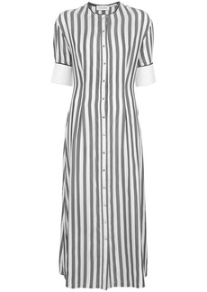 Yigal Azrouel striped shirt dress