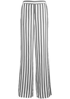 Yigal Azrouel striped wide-leg trousers