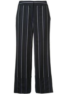 Yigal Azrouel wide leg trousers