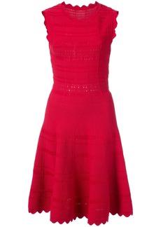 Yigal Azrouel classic swing dress - Red