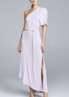 Yigal Azrouel One Shoulder Dress in Matte Jersey