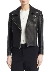 Yigal Azrouel Studded Biker Jacket