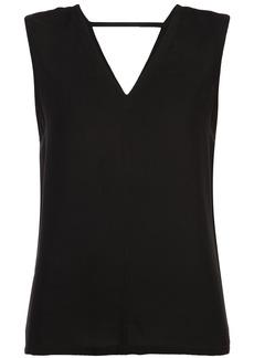 Yigal Azrouel v-neck blouse - Black