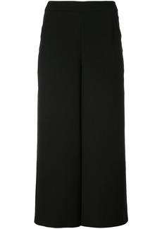 Yigal Azrouel wide leg trousers - Black