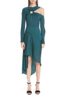 Yigal Azrouel Yigal Azrouël Cutout Asymmetrical Dress