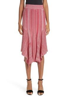 Yigal Azrouel Yigal Azrouël Mélange Knit Skirt