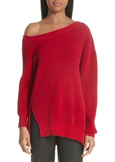 Yigal Azrouel Yigal Azrouël One-Shoulder Sweater