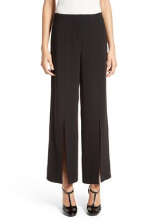 Yigal Azrouel Yigal Azrouël Slit Wide Leg Pants