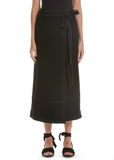 Yigal Azrouel Yigal Azrouël Wrap Front Culottes