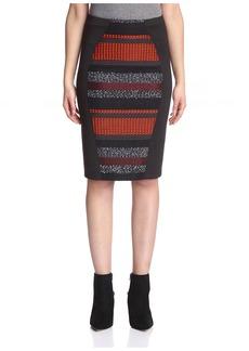 Yoana Baraschi Women's Five Star Pencil Skirt  S