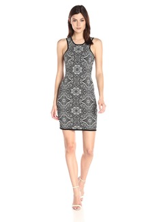 Yoana Baraschi Women's Medina Tile Double V Dress