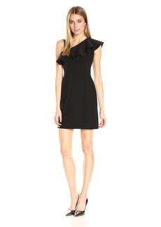 Yoana Baraschi Women's True Love Off the Shoulder Dress
