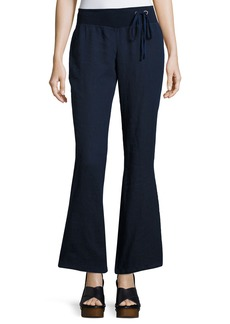 Young Fabulous & Broke Carlisle Linen Wide-Leg Pants