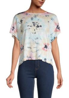 Young Fabulous & Broke Cleo Cropped T-Shirt