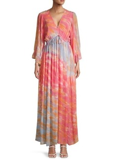 Young Fabulous & Broke Meadow Printed Dress