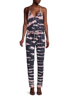 Young Fabulous & Broke Tie-Dyed Jumpsuit