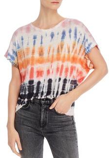 Young Fabulous & Broke Cleo Tie-Dyed T-Shirt