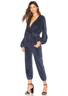Young Fabulous & Broke Young, Fabulous & Broke Foiley Velour Jumpsuit