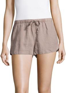 Young Fabulous & Broke Rocco Linen Shorts