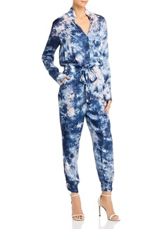 Young Fabulous & Broke Stacey Tie-Dye Jumpsuit