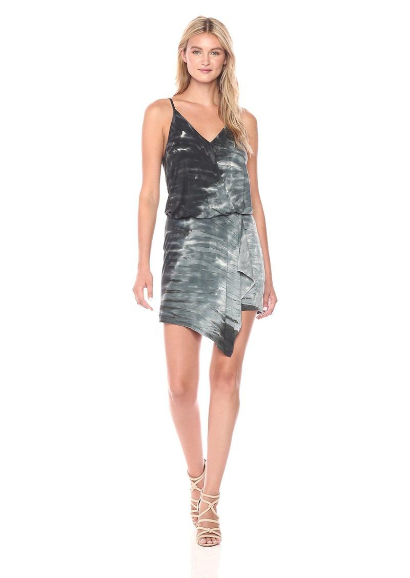Young Fabulous & Broke Women's Aden Dress Ink Reef wash L
