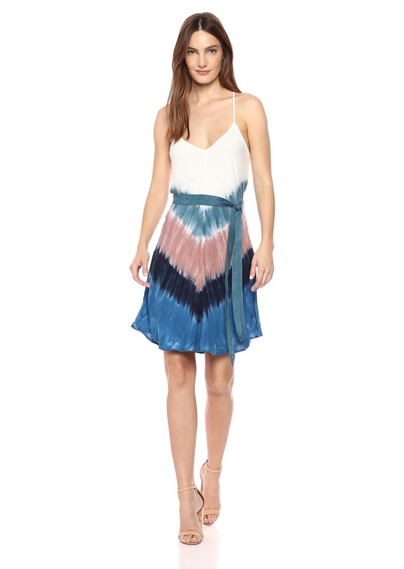 Young Fabulous & Broke Women's Carla Dress Trkblu/RNW L