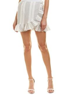 Young Fabulous & Broke Women's Flutter Skirt  L