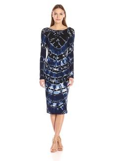 Young Fabulous & Broke Women's Karlyn Dress Ink Stripe M
