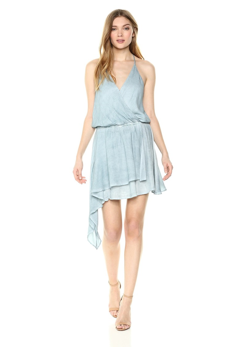 Young Fabulous & Broke Women's Molina Dress Iceblue/OW L