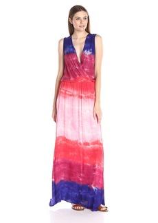 Young Fabulous & Broke Women's Noel Surplice Sleeveless Maxi Dress