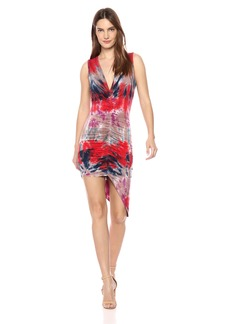 Young Fabulous & Broke Women's Sylvanna Dress Cherry/mia XS